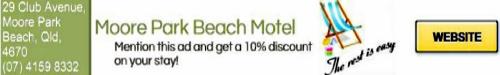Moore Park Beach Motel